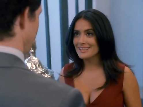 Salma Hayek hot – Ugly Betty (2006) s01e07