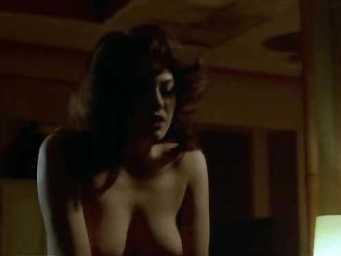 Diane Lane Nude – The Fat Town (US 1987)
