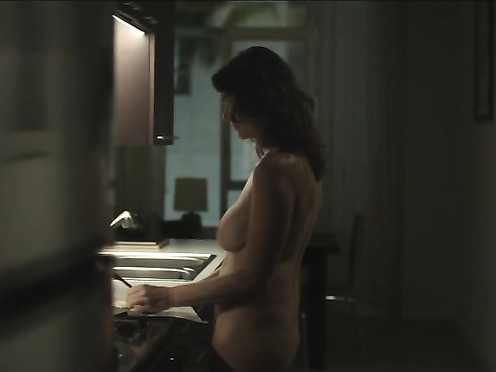 Amy Landecker Naked – See-through s02e04 (2015)