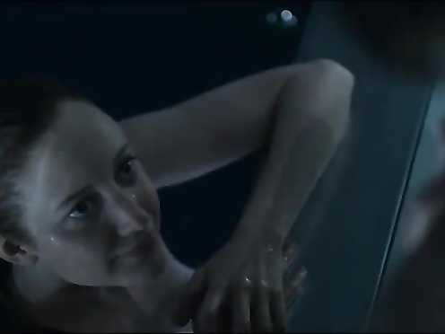 Andrea Riseborough Naked – Oblivion (2013)