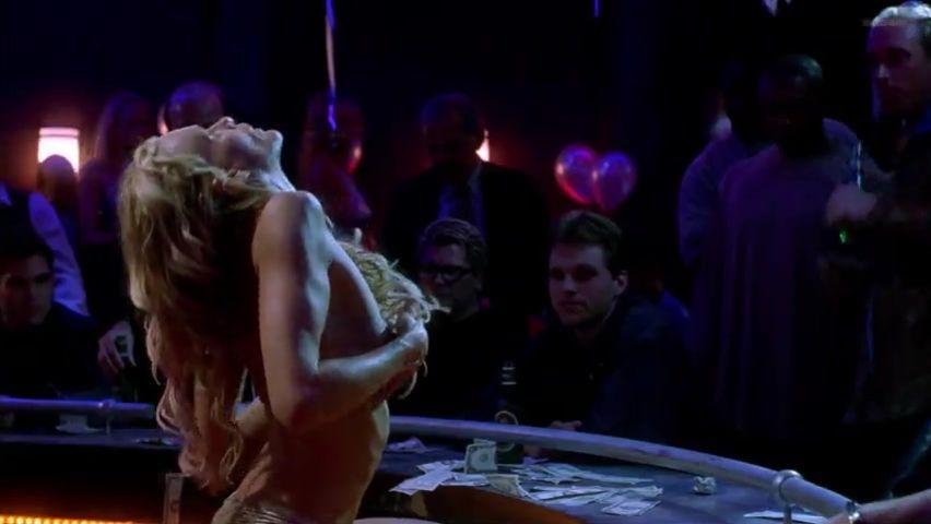 Daryl hannah nude striptease video