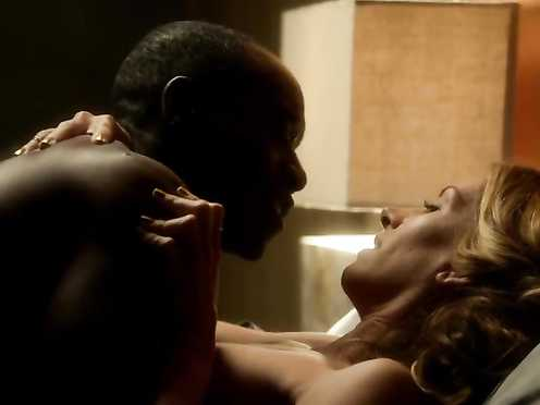 Dawn Olivieri Naked – Building of Lies s03e08 (2014)