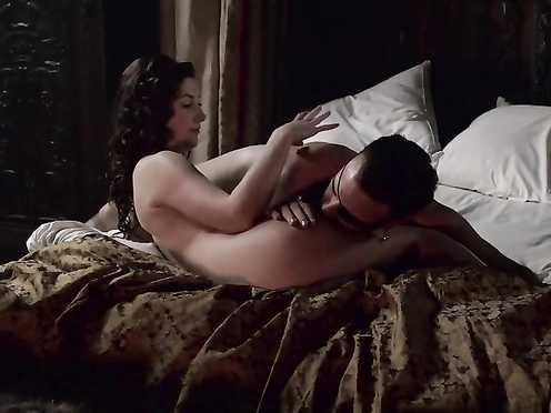 Emma Hamilton Naked – The Tudors (2009) S03E03-06