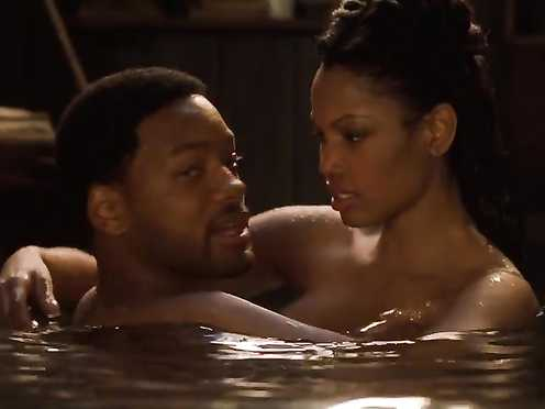 Garcelle Beauvais Nude – Mischievous Wild West (1999)