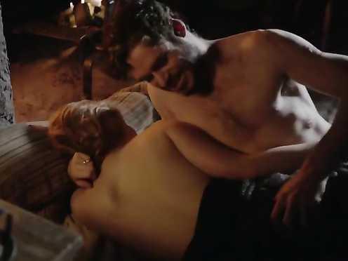 Holliday Grainger Naked – Woman Chatterleys Lover (2015)