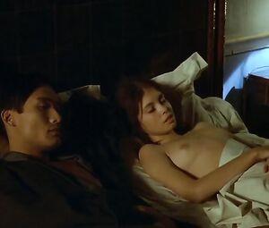 Sex scene in the lover