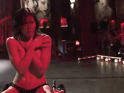 Jessica Biel Nude – Powder Blue (2009)