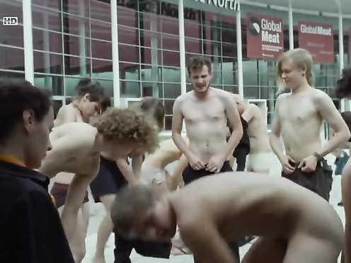 Julia Hummer, Eva Lobau, Jasna Fritzi Bauer Naked – Im Alter von Ellen (2010)