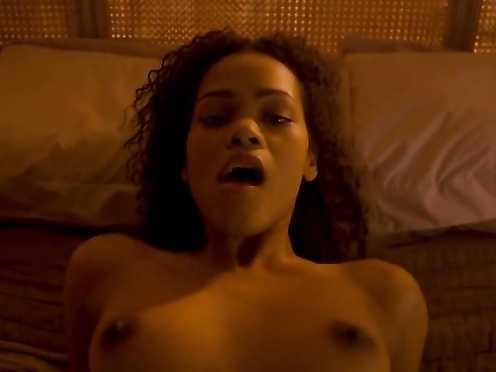 Loreece Harrison Naked – Ebony Mirror s03e05 (2016)