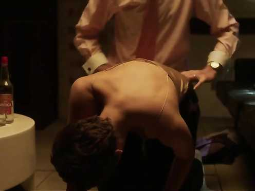 Maggie Gyllenhaal Nude – The Honourable Woman s01e06 (2014)