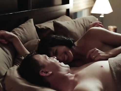Morena Baccarin Nude – Homeland_ S01 E01 (2011)