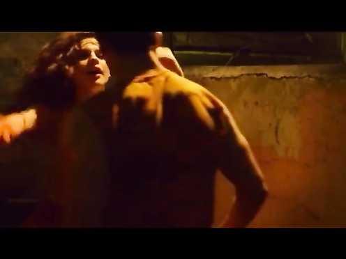 Paloma Bernadi Naked – Mais Forte que o mundo – A historia de José Aldo (BR 2016)