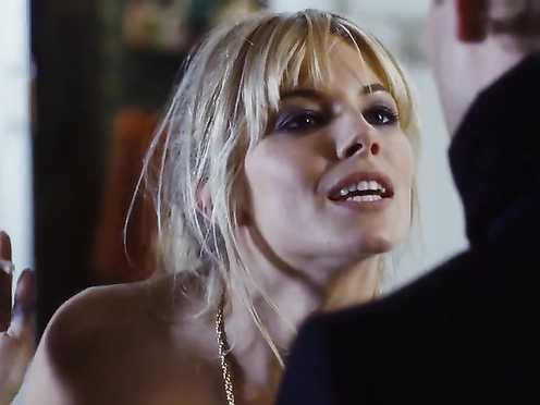 Sienna Miller Naked – Alfie (2004)