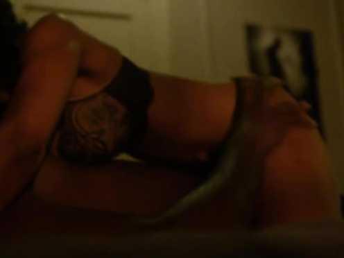 Simone Missick Naked – Luke Box s01e01 (2016)