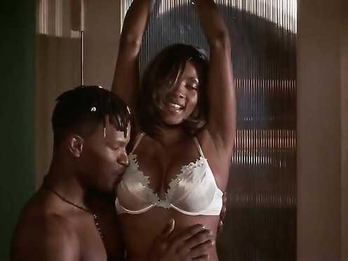 Vivica A. Fox Nude – Bootie Call (1997)