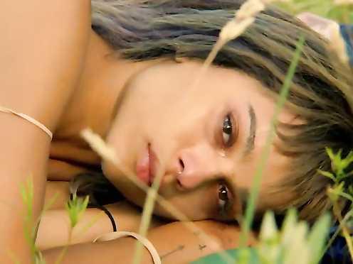Zoe Kravitz Naked – The Road Within (2014)