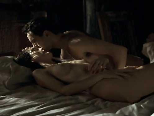 Camila Morgado Nude – Olga (2004)