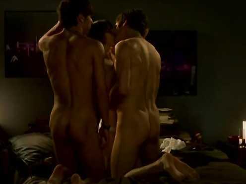 Elena de Frutos Naked – Mentiras y gordas (2009)
