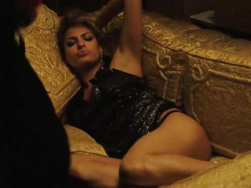 Eva Mendes Naked – We Own the Night (2007)