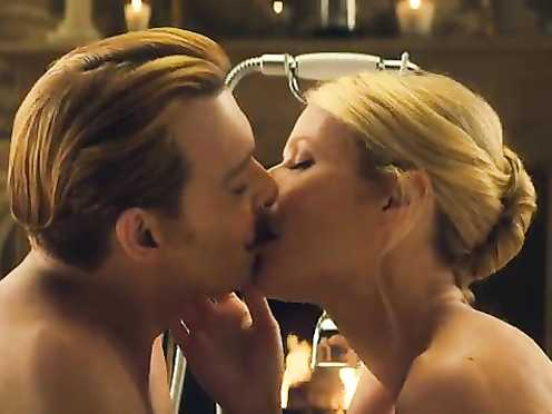 Gwyneth Paltrow, Olivia Munn, Emily Lawrence hot – Mortdecai (2015)