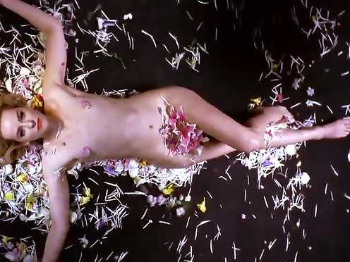 Jena Malone Naked – The Boot – Dead Rabbit Hopes (2014)