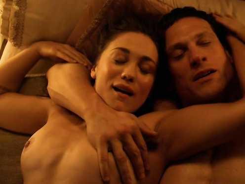 Jenna Lind Nude – Spartacus s03e04 (2013)