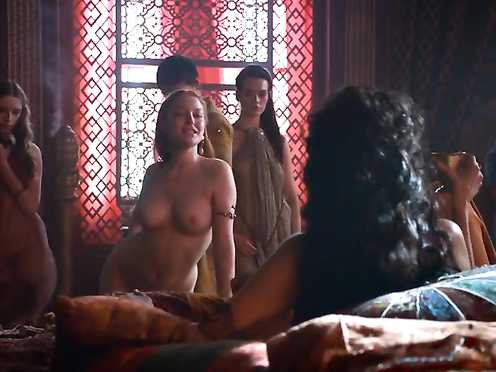 Josephine Gillan Naked – Game Of Thrones s04e01 (US 2014)