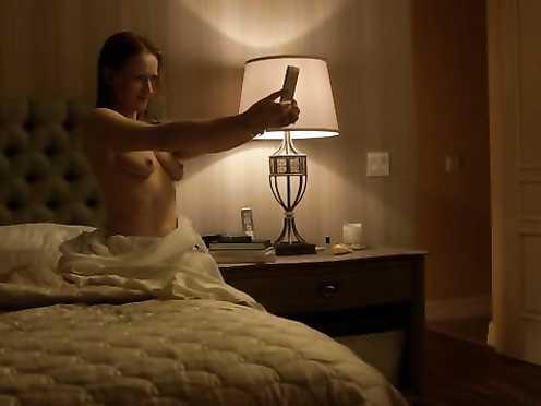 Paula Malcomson naked – Ray Donovan s02e05-08 (2014)