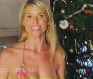 Sylvia Poorta  nackt