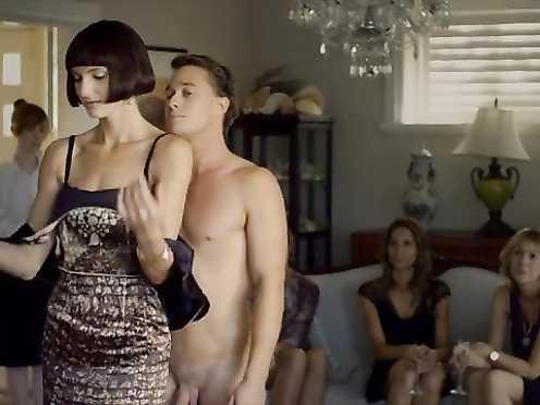 Viva Bianca naked, Burnetta Hampson nude – X (2011)