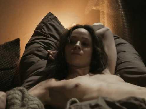 Jeanette Hain Naked – Lugen und andere Wahrheiten (2014)
