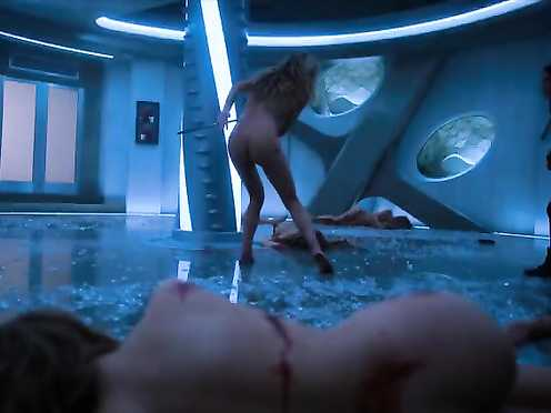 Dichen Lachman Nude – Altered Carbon s01e08 (2018)