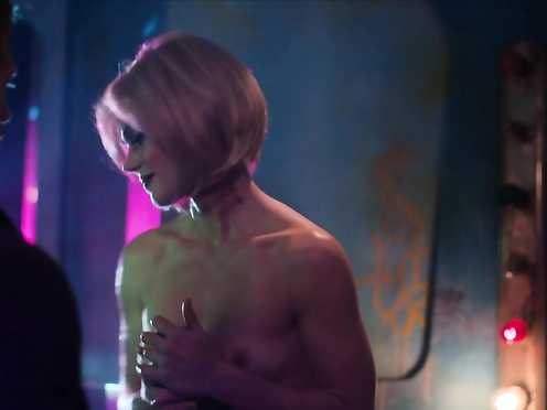 Stephanie Cleough Naked – Altered Carbon s01e02 (2018)