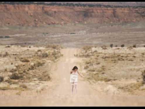 Lauren Ashley Carter naked – Imitation Dame (2017)