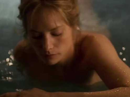 Sienna Guillory Nude – Helen of Troy (2003)