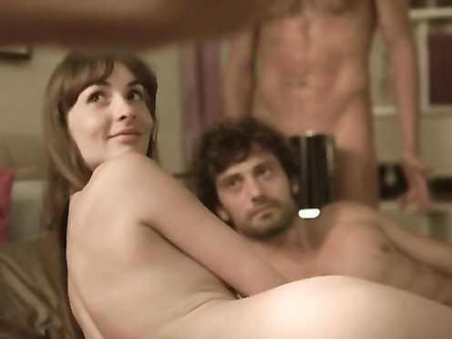 Anne Rats naked – T-mobile advertising (2009)