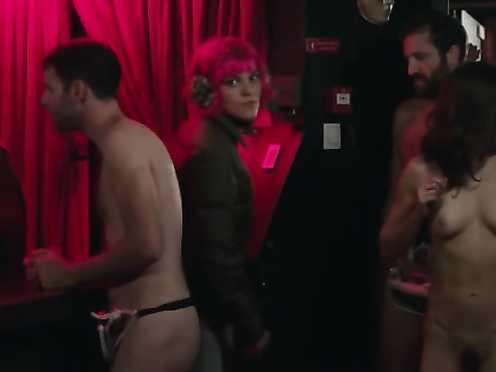 Malya Roman naked, Josephine Draï naked, Brigitte Faure nude – Nu s01e08 (2018)