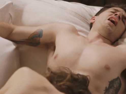 Ashlynn Yennie naked – Subordination S01E02 (explicit bang-out series)