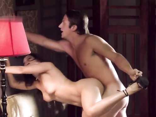Christina DeRosa nude sequence – Zane's Hookup Chronicles (2008)