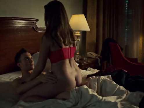 Natalie Krill nude – Orphan Ebony S03E02 (Hook-up Episode)