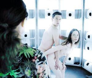 Krasavice stript nackt katja Nackt Bilder