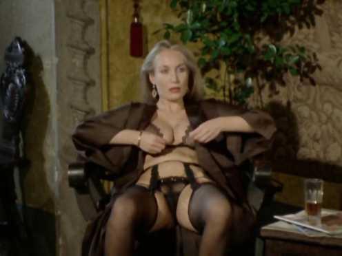 Patrizia Webley nude – Malabimba (1979)