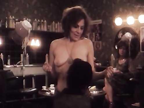Viveca Lindfors nude – Tabu (1977)