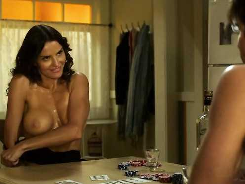 Ana Alexander naked, Augie Duke naked – Chemistry S01E12