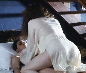 Francesca Dellera  nackt
