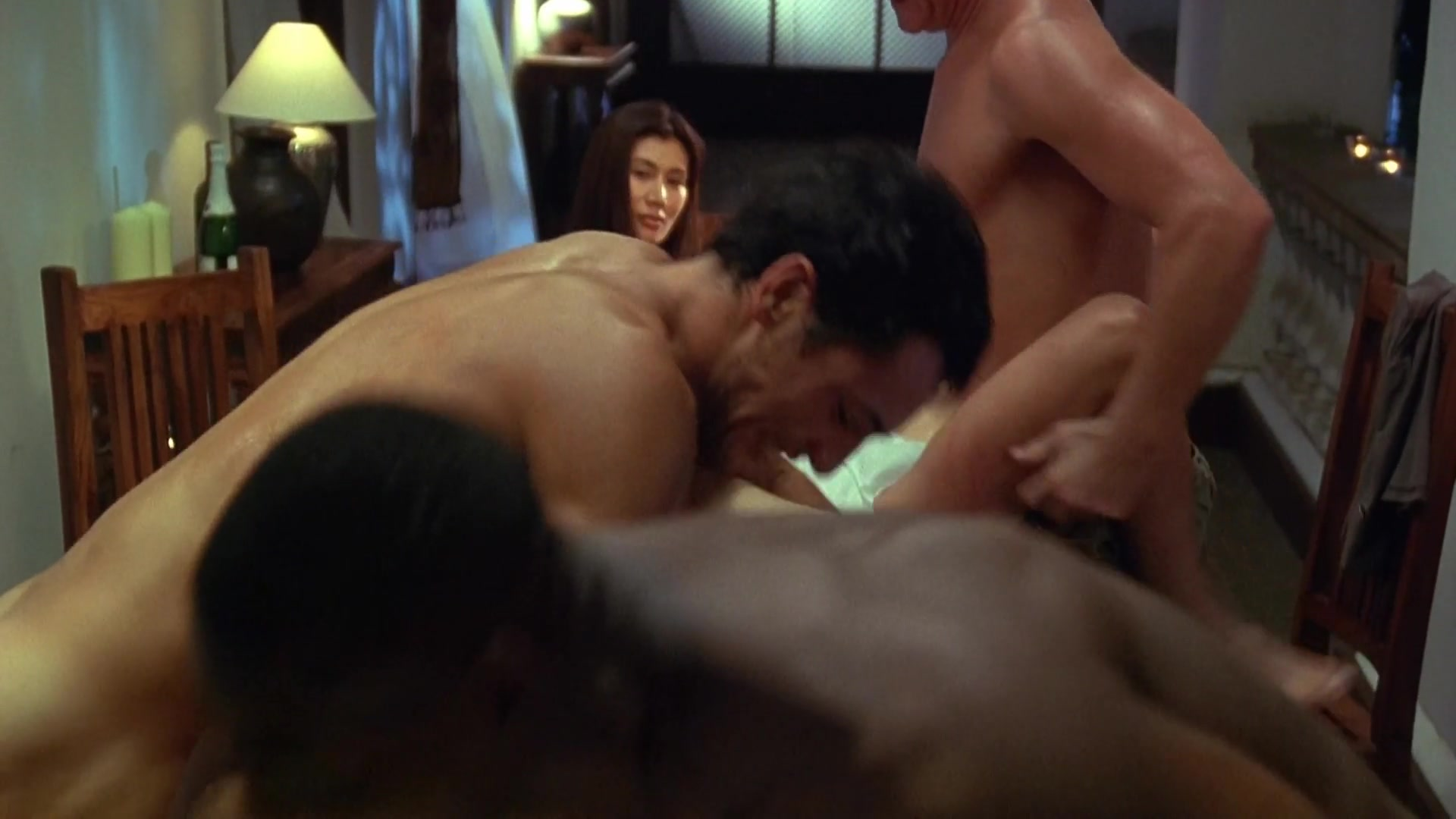 Marit Thoresen, Maggie Q Nude - Naked Weapon 2002 Video -8836